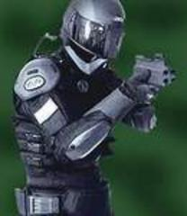dmitry rogozin: russian 'robocop cyborg' to kill terrorists.