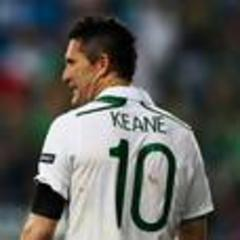 Keane free to face England