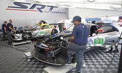 SRT Viper Ready for Le Mans Comeback