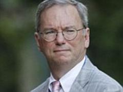 Google boss Eric Schmidt misses his own Big Tent event where Ed Miliband attacks web giant's 'extraordinary' tax avoidance