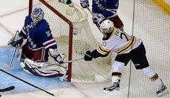 Boston Bruins Push New York Rangers To Brink Of Elimination
