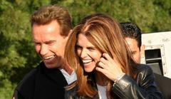 schwarzenegger & shriver not divorced … yet