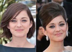 PHOTOS: Marion Cotillard's Sky-High Beehive