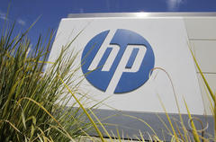 HP earnings beat Wall Street expectations