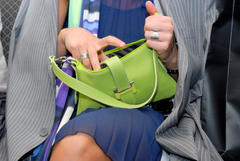handbags carry more bacteria than toilet seats, study finds