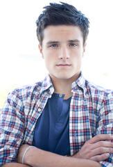 'Hunger Games' Star Josh Hutcherson to Star in and Produce 'Ape'