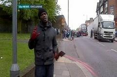 Bloodied London Attacker Speaks To Camera After Beheading: 'You People Will Never Be Safe'