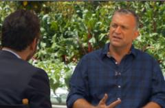 Former MSNBC Anchor Dylan Ratigan Tells Daily Show He Doesn't Miss Cable News' 'Hollow Political Debate'