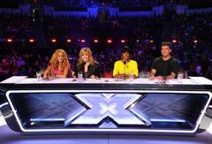 kelly rowland and paulina rubio make 'x factor (us)' debut