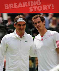 Federer: Injury bad timing for Murray