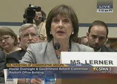 White House Set to Throw Lerner Under the Bus