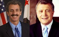 mike feuer grabs early lead in city attorney race