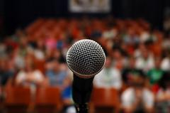 Advice for newbie speakers