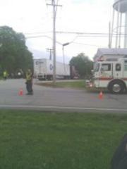 Semi-Truck Accident Causes Power Outages in Plainfield