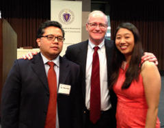 Barrett Backs Asian American Commission