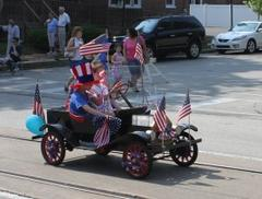Memorial Day Parades, Night Hike Among Weekend Events [Get Out]