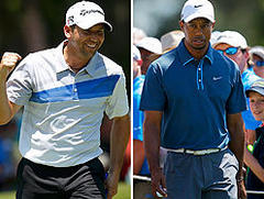 Tiger Woods calls Sergio Garcia's comment 'hurtful'