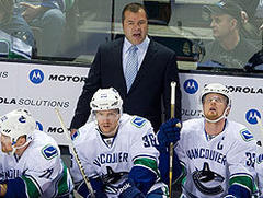 Vancouver Canucks fire head coach Alain Vigneault