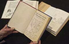 Harry Potter book by J.K. Rowling fetches $227,000 at London auction