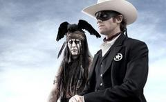 new trailer for johnny depp western 'the lone ranger' released - watch