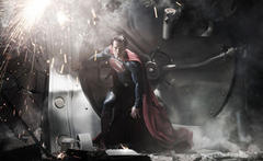 Superman reboot 'Man Of Steel' gets threatening new trailer - watch