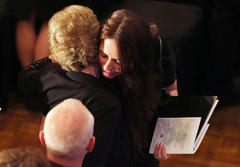 Tim Bosma funeral: 'He will see us again in Heaven,' widow tells mourners