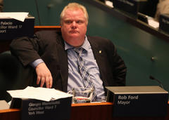 Rob Ford crack video scandal: What can Toronto council do about it?