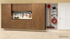 EasyClosets® Introduces DIY Organization Solutions for the Family Garage