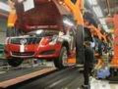 Rising car sales shrink annual summer plant shutdowns for Detroit's Big Three